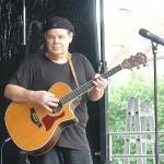 ARCHE-Foto Keltern-Weiler Karlsruhe Spendenmarathon 2013 Gary White in concert_77