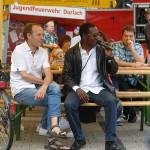 ARCHE-Foto Keltern-Weiler Karlsruhe Spendenmarathon 2013 Gary White in concert_91