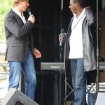 ARCHE-Foto Keltern-Weiler Karlsruhe Spendenmarathon 2013 Gary White in concert_93