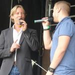 ARCHE-Foto Keltern-Weiler Karlsruhe Spendenmarathon 2013 Gary White in concert_121