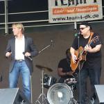 ARCHE-Foto Keltern-Weiler Karlsruhe Spendenmarathon 2013 Gary White in concert_162