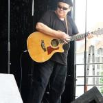 ARCHE-Foto Keltern-Weiler Karlsruhe Spendenmarathon 2013 Gary White in concert_167