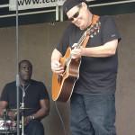 ARCHE-Foto Keltern-Weiler Karlsruhe Spendenmarathon 2013 Gary White in concert_208