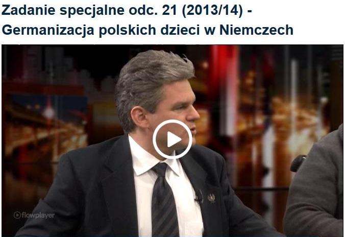"""Wojciech Pomorski. Vorsitzender des Verbandes """""""""""