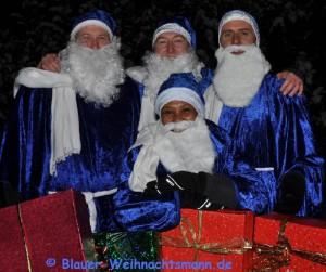 Detlev Naumann. Inhaltlich Verantwortlicher von Blauer Weihnachtsmann.
