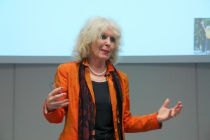 ARCHE-Foto Keltern-Weiler Düsseldorf Männerkongress 2014 Prof. Dr. Marianne Leuzinger-Bohleber Heiderose Manthey_77