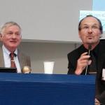 ARCHE-Foto Keltern-Weiler Düsseldorf Prof. Dr. Gerhard Amendt Universität Bremen und Oberarzt André Karger Heinrich-Heine-Universität_03