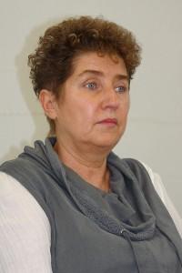 Hauptorganisatorin. Psychologin Andrea Jacob. Liefert erschütternde Berichte über Misshandlungen.
