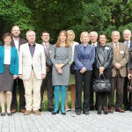 ARCHE-Foto Keltern-Weiler Regensburg Gruppenfoto 11. Symposium Europäisches Familienrecht_32