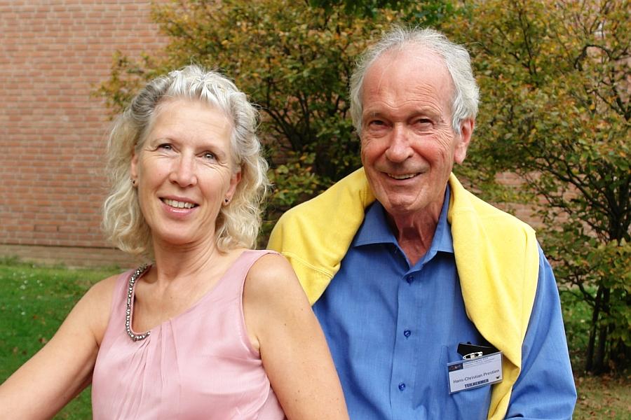 Maria und Hans-Christian Prestien. Aktiv im Kampf gegen den Beziehungsabbruch der Kinder zu ihren Eltern.