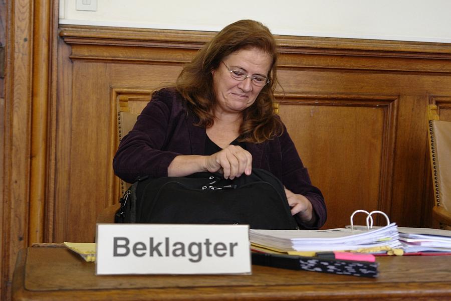 Wird vom Herausgeber des Polit-Magazins Compact beklagt: Jutta Ditfurth.