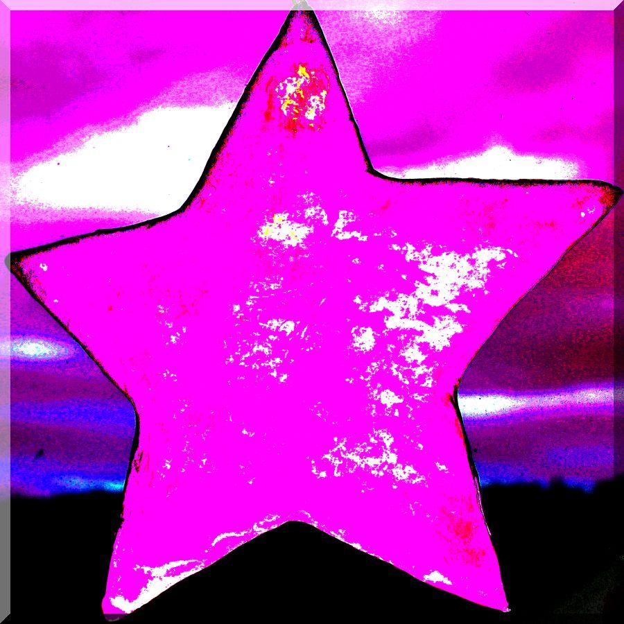 Vom Stern der Hoffnung ein Stück. Jeden Tag ein Stück.