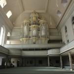 Die Orgel. Die Rose unter den Instrumenten.