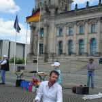 ARCHE-Foto Keltern-Weiler Berlin 1. Internationaler Vatertag 17. Juni 2012 Daniel Grumpelt_04