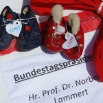 ARCHE-Foto Keltern-Weiler Berlin 1. Internationaler Vatertag 17. Juni 2012 Prof. Dr. Norbert Lammert Daniel Grumpelt_07