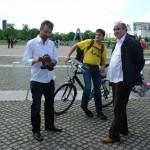 ARCHE-Foto Keltern-Weiler Berlin 1. Internationaler Vatertag 17. Juni 2012 Daniel Grumpelt_05