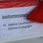 ARCHE-Foto Keltern-Weiler Berlin 1. Internationaler Vatertag 17. Juni 2012 Leutheusser-Schnarrenberger Daniel Grumpelt_08