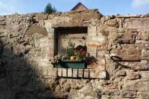 ARCHE-Foto Keltern-Weiler Söllingen Abbruch eines historischen Gebäudes Schmiede_08