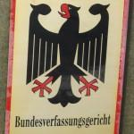 BVerG. Bundesverfassungsgericht Karlsruhe.