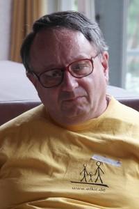 Klaus Ketterer. Aktivist im EfKiR Eltern für Kinder im Revier.