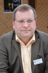 Thomas Penttilä. Erster Vorsitzender des Trennungsväter e.V.