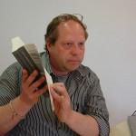 Seminarleiter Klaus-Uwe Kirchhoff.