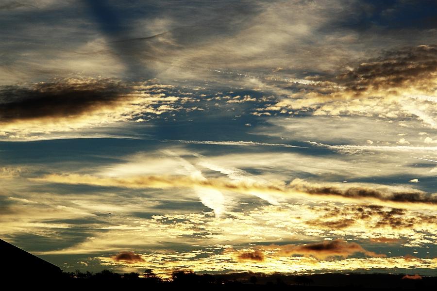 Die Weite des Himmels. Unser Resonanzfeld. Wissen der Verbundenheit alles Seins.