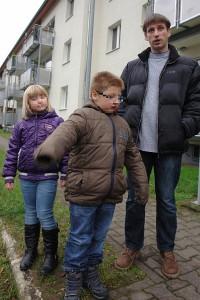 Kämpft um das Wohlergehen seiner Kinder. Dennis Musal.