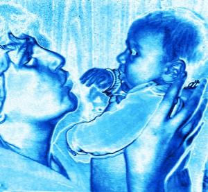 Der Knallschuss der Ideologie: Eiskalt werden Kinder ihren Müttern und Vätern entrissen. Und die Justiz macht mit !
