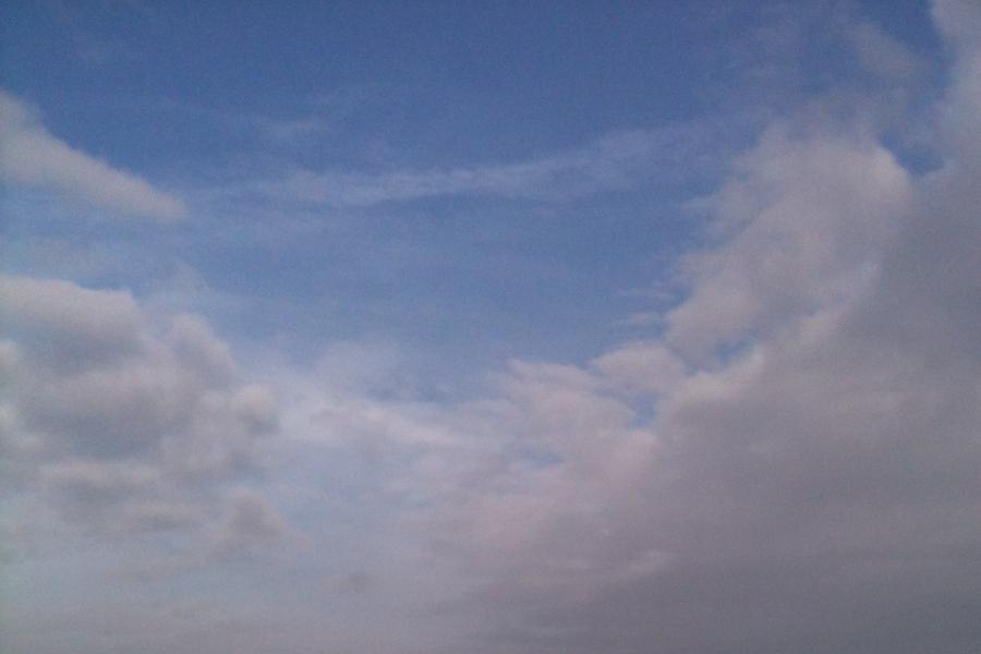 Und der Himmel tut sich auf: Beziehungen heilen.