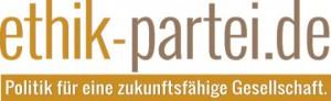 Logo der zu gründenden Ethik Partei.