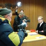 Heinz Faßbender, Volker Hoffmann und Claus Overhoff nehmen den Staatsanwalt im Gerichtsprozess gegen den Menschenrechtsanwalt Dr. David Schneider-Addae-Mensah ins Visier.