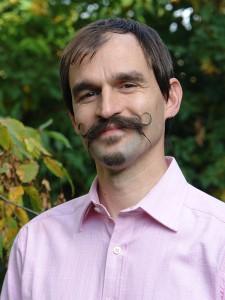Stimmtherapeut Marc Hagmaier. Kooperiert mit ARCHE.