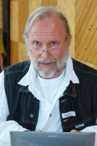 Franzjörg Krieg. 1. Vorsitzender des VAfK Karlsruhe e.V.