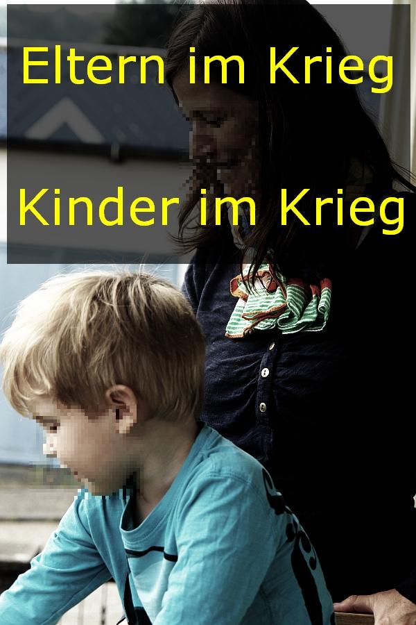 Kinder schutzlos im Krieg: Missbrauch !  ... und später, wenn sie groß sind ?