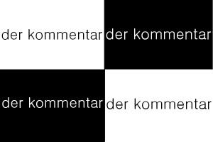 ARCHE-Foto Keltern-Weiler Themenflyer Der Kommentar_01c4