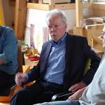 ARCHE Weiler ARCHE TV -Studio Ralph Suikat Werner Temming Prof. Dr. Wolfgang Berger_13