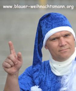 Klaus-Peter Kierski. Verbandsvertreter von Blauer Weihnachtsmann.org. Brief an Manuela Schwesig.