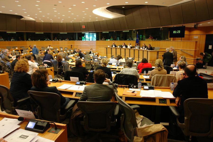 Petitionsausschuss des Europäischen Parlamentes. Thema: kid – eke – pas Kindesraub in Deutschland – Eltern-Kind-Entfremdung – Parental Alienation Syndrome.