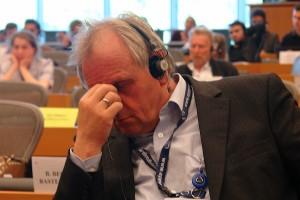ARCHE Weiler Brüssel Europäisches Parlament Peter Jahr_09