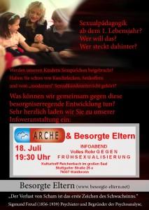 ARCHE Foto Besorgte Eltern Kulturtreff Waldbronn-Reichenbach_02f