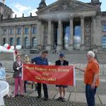 ARCHE Weiler Berlin 1. Internationaler Vatertag Entsorgte Großeltern Kühn_01