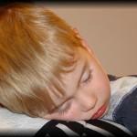 Geborgenheit  und Wärme. Kinder aus Liebe gezeugt.