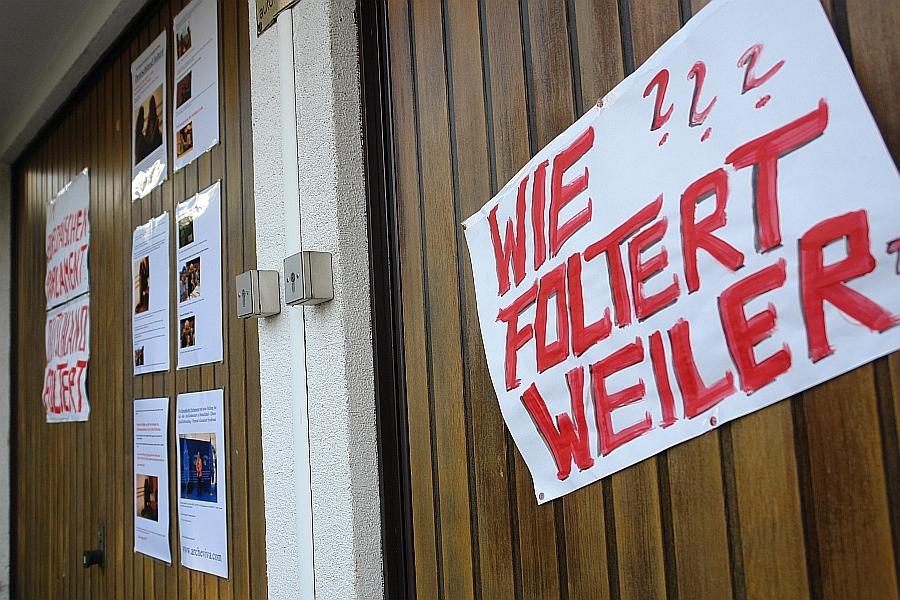 ARCHE Weiler Brüssel EP Folter in Deutschland_02