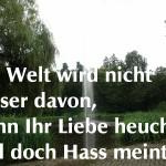 ARCHE Weiler Kurpark Waldbronn Liebe und Hass_01