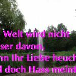 ARCHE Weiler Kurpark Waldbronn Liebe und Hass_02