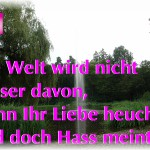 ARCHE Weiler Kurpark Waldbronn Liebe und Hass_07