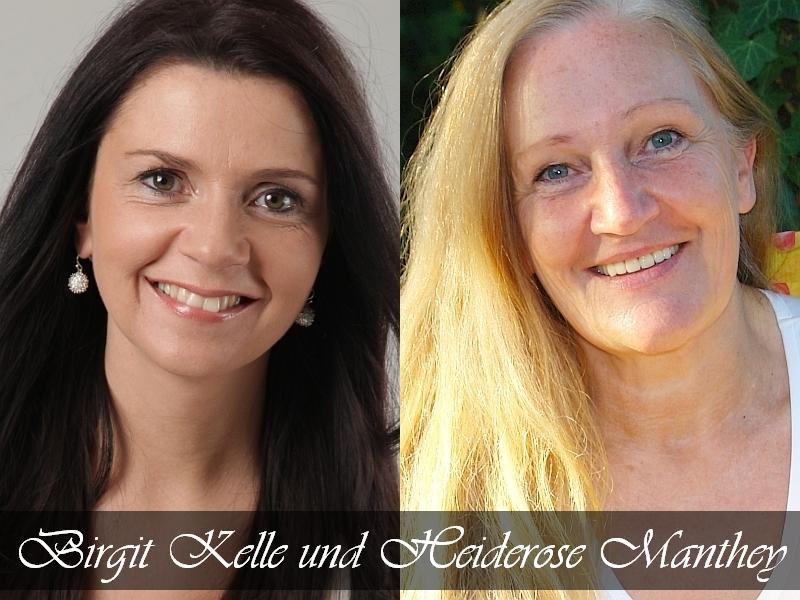 Vorgehen gegen Diffamierung, Hetze und Lügen: Journalistinnen Birgit Kelle und Heiderose Manthey.