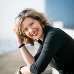 Autorin. Jeannett Hagen.