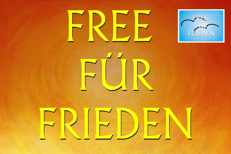 FREE – Freie Energiearbeit für den Frieden. Gemeinschaftsworkshop ARCHE & Praxis Hagmaier.